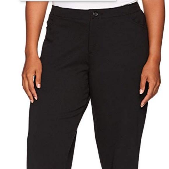 570c6dd66202 Riders by Lee Pants | Indigo Womens Plus Size Pocket Pant | Poshmark
